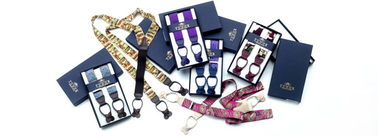 Bretele de pantaloni Tudor Tailor