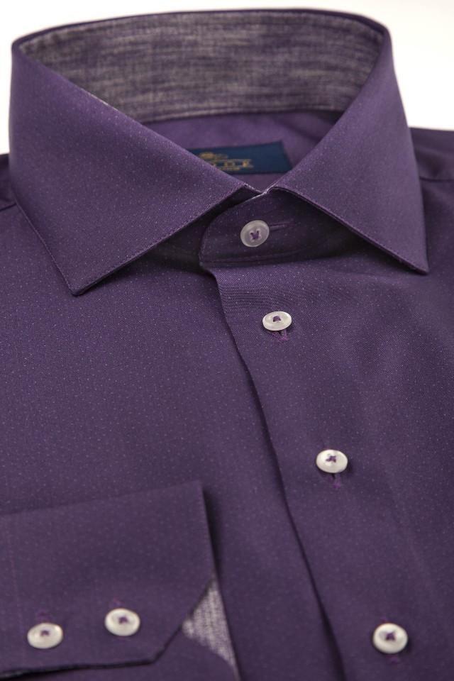 Camasa barbateasca pe comanda, ideal de oferit barbatilor maturi si eleganti, la 50 de ani