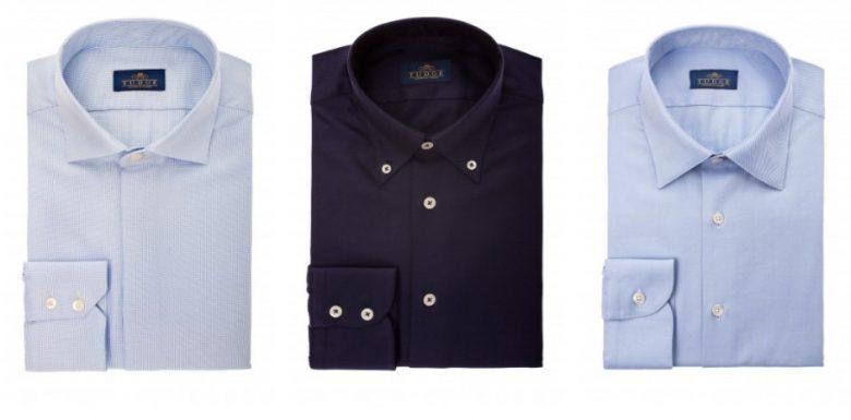 Cămășile în nuanțe albastre arată cel mai bine în ținuta smart casual pentru bărbați