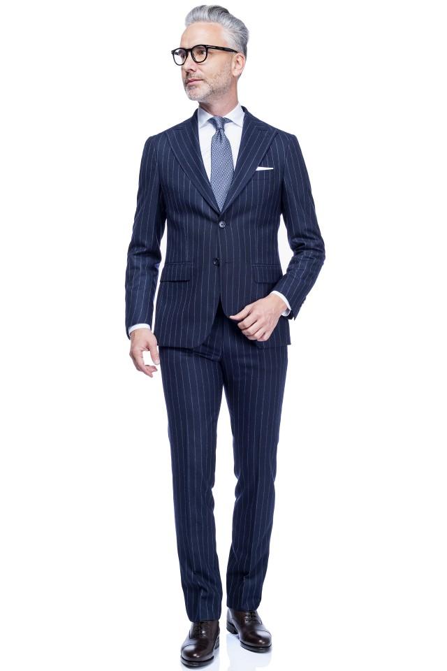 Costum business formal pentru afaceristi Tudor Tailor