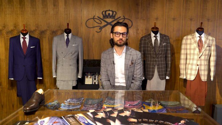 Costume business casual elegante pentru barbati, recomandate de Adrian Belbe, Fashion Advisor Tudor Tailor