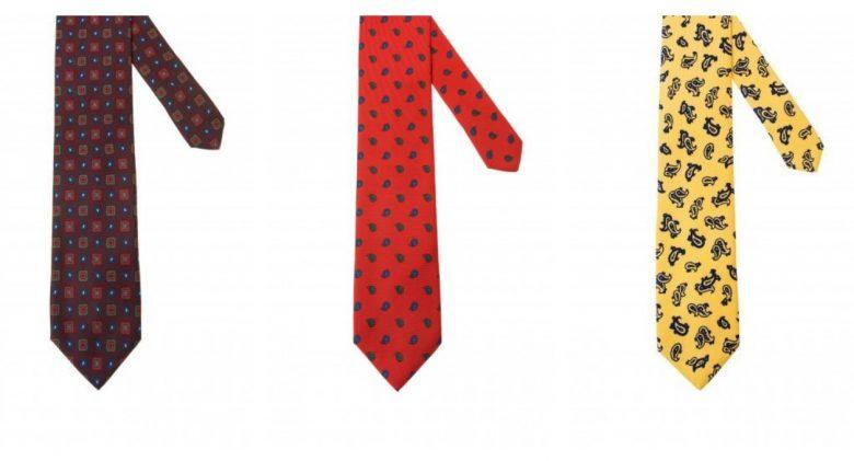 Cravate Tudor Tailor pentru tinute business casual barbati