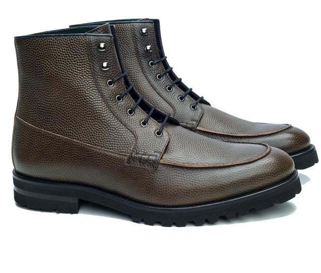 Ghete military boots pentru barbati Tudor Tailor