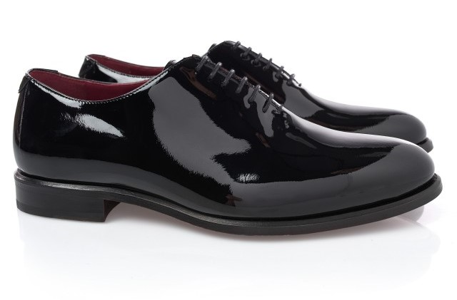 Oxford black shoes for ceremonies