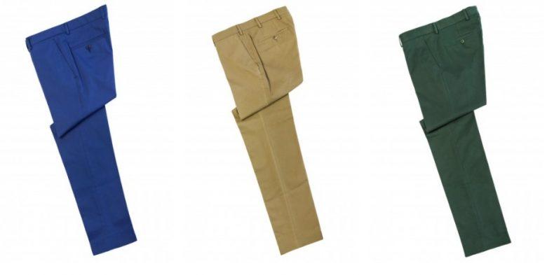 Pantaloni chino smart casual