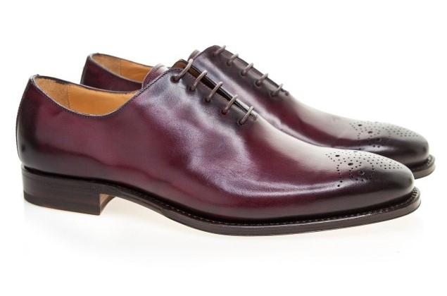Pantofi barbatesti Oxford eleganti