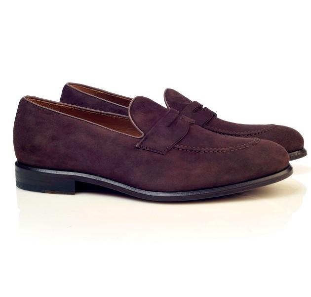 Pantofi business casual Loafers pentru barbati