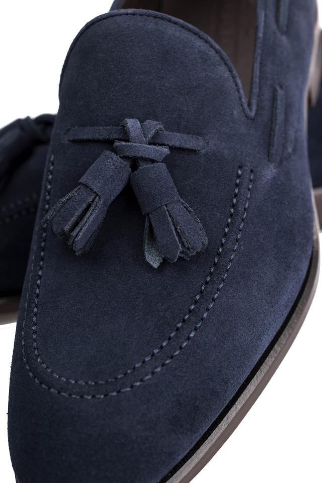 Pantofi casual Loafers pentru barbati de primavara-vara