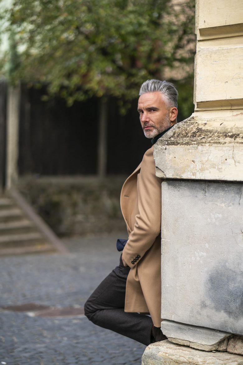Modele de paltoane pentru barbati