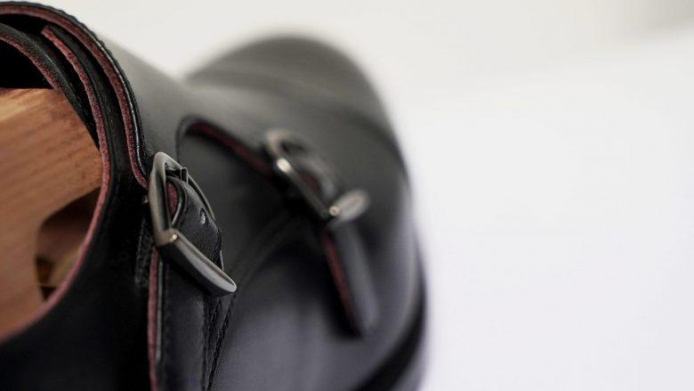 pantof elegant double monk