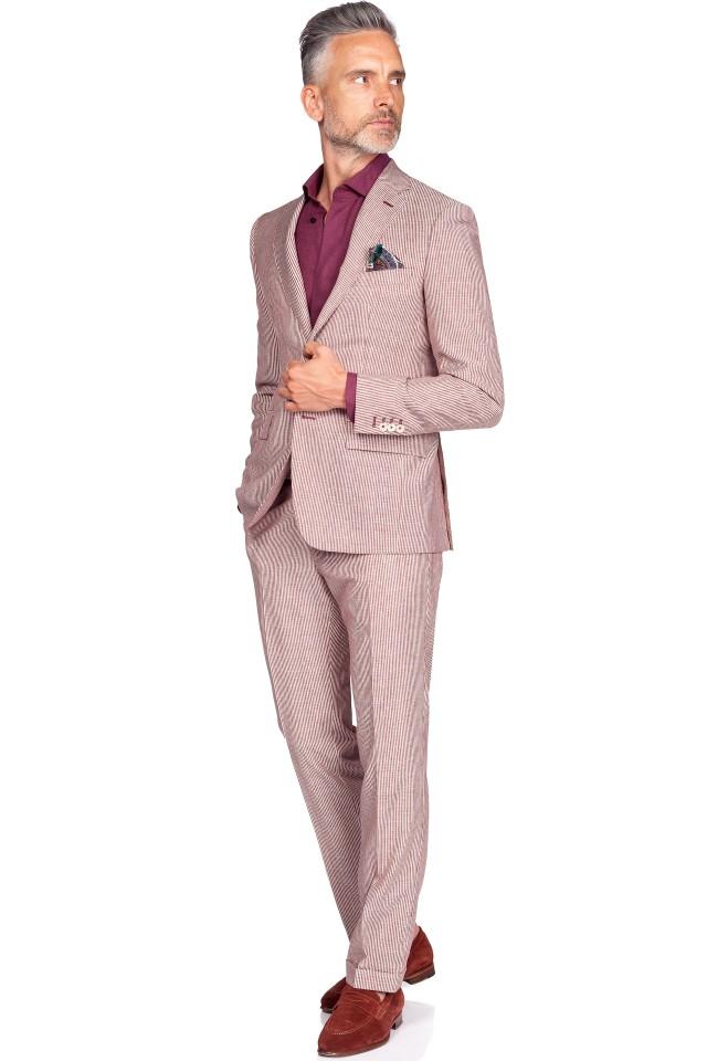 beach wedding suit for men