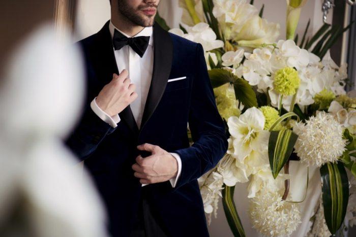 papion pentru ceremonie gentlemen
