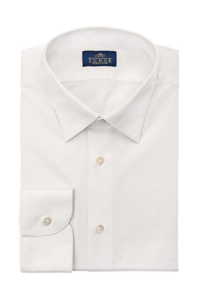 camasa alba pentru costum