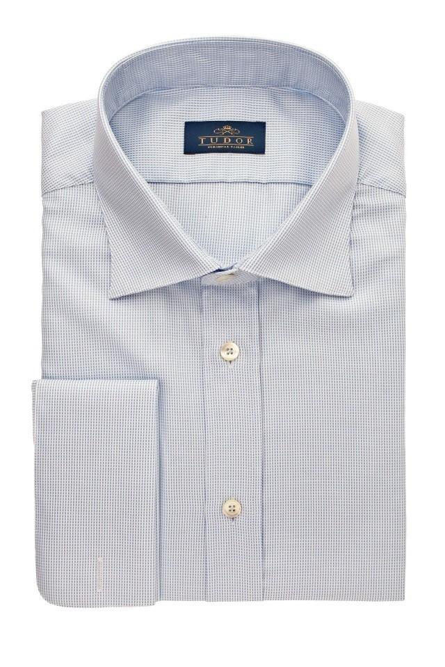 camasa office albastra