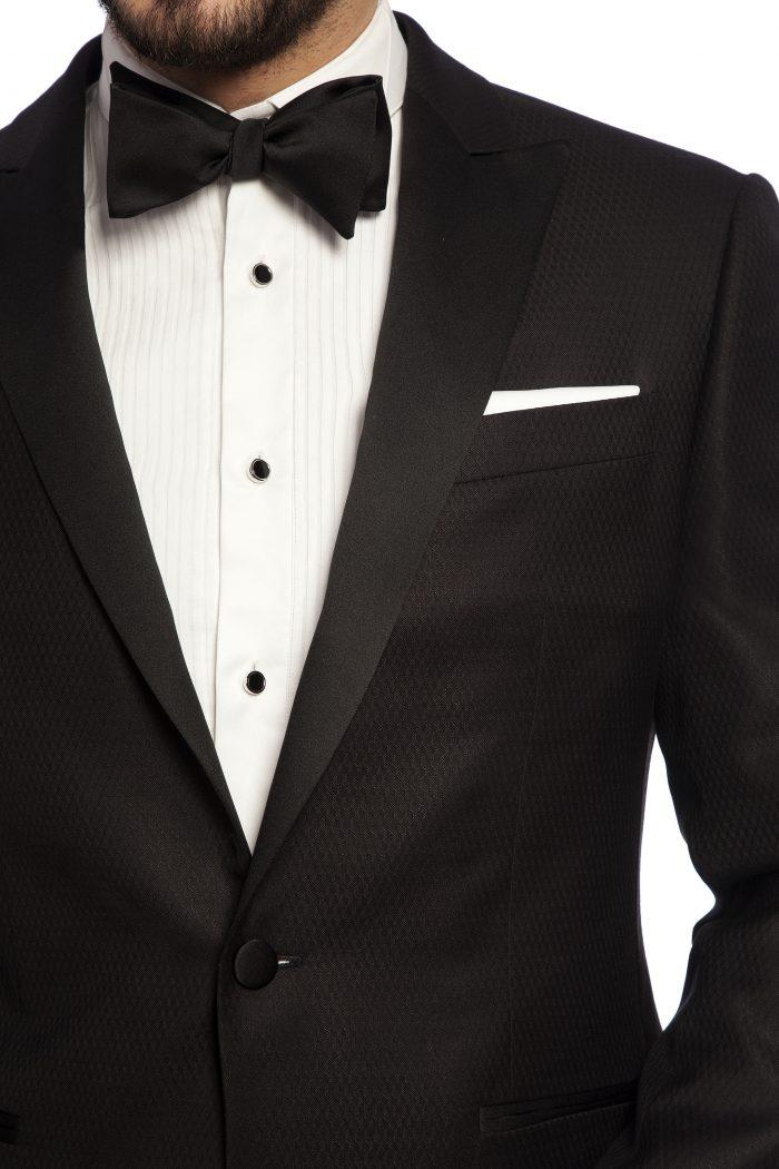 groom onyx cufflinks