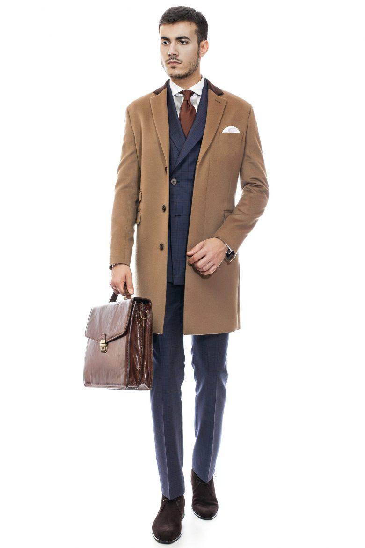 model palton de bărbați