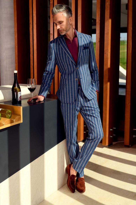 mens summer suit
