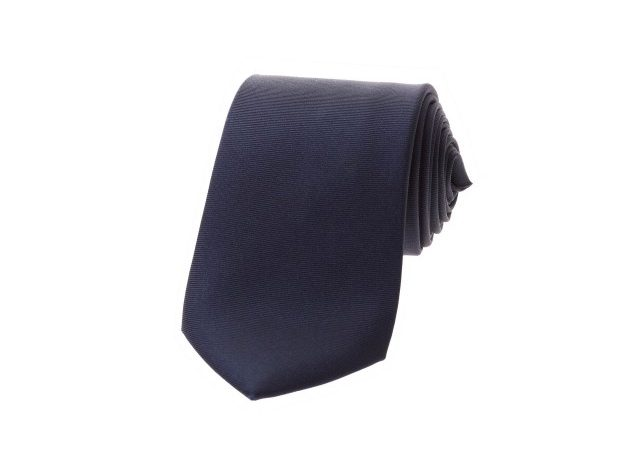 navy blue wedding tie