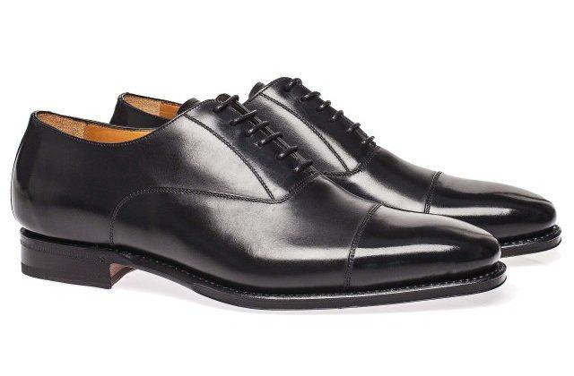 pantofi costum bleumarin