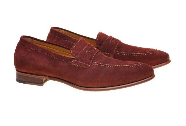 pantofi penny loafers pentru barbati