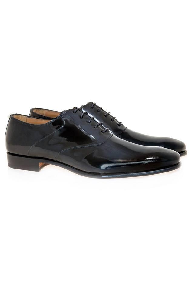 pantofi Oxford plain toe pentru barbati