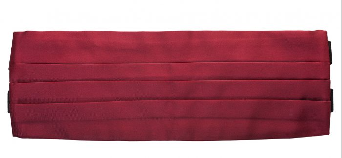 red waist belt for grooms