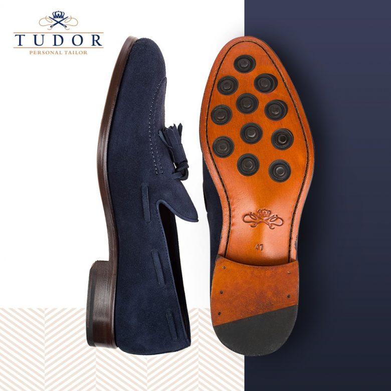 tassel loafer suede shoes for men 2019