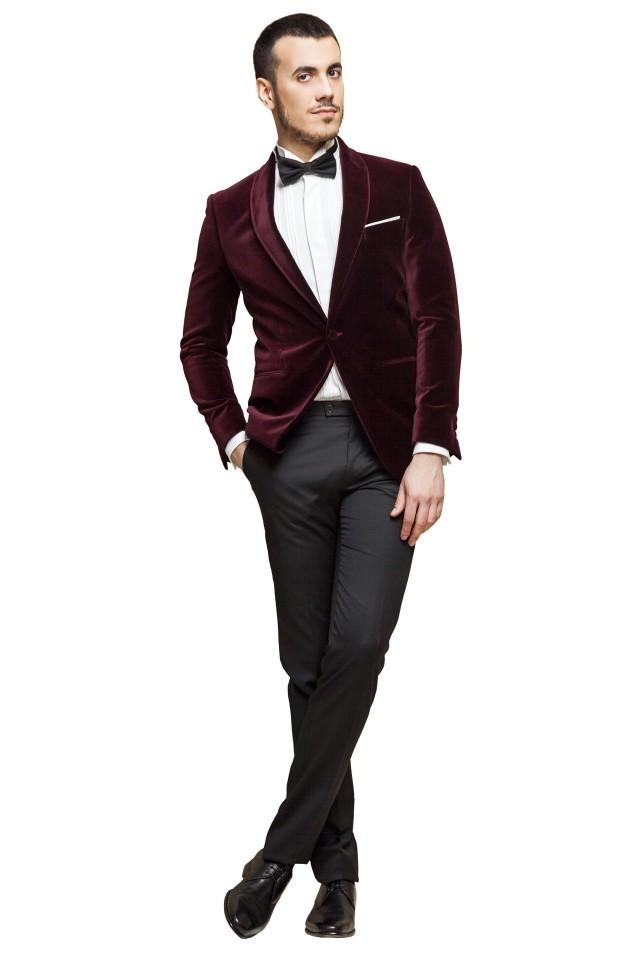 the cotton wedding suit