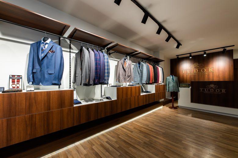 showroom tudor tailor belgia