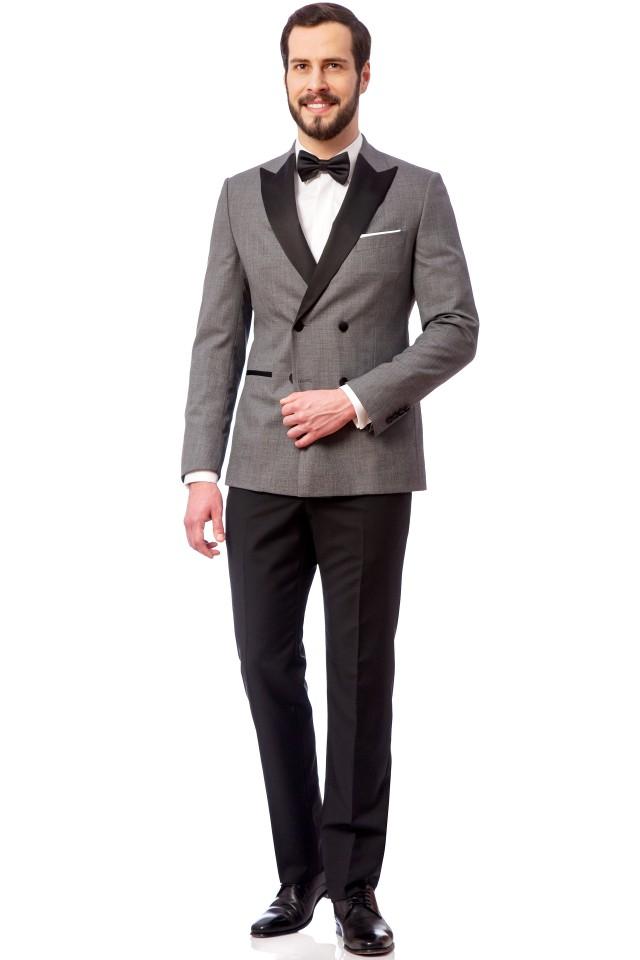 wool wedding suit